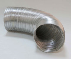Semi-rigid-aluminium-duct