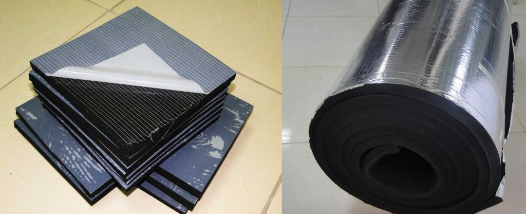 rubber insulation suppliers